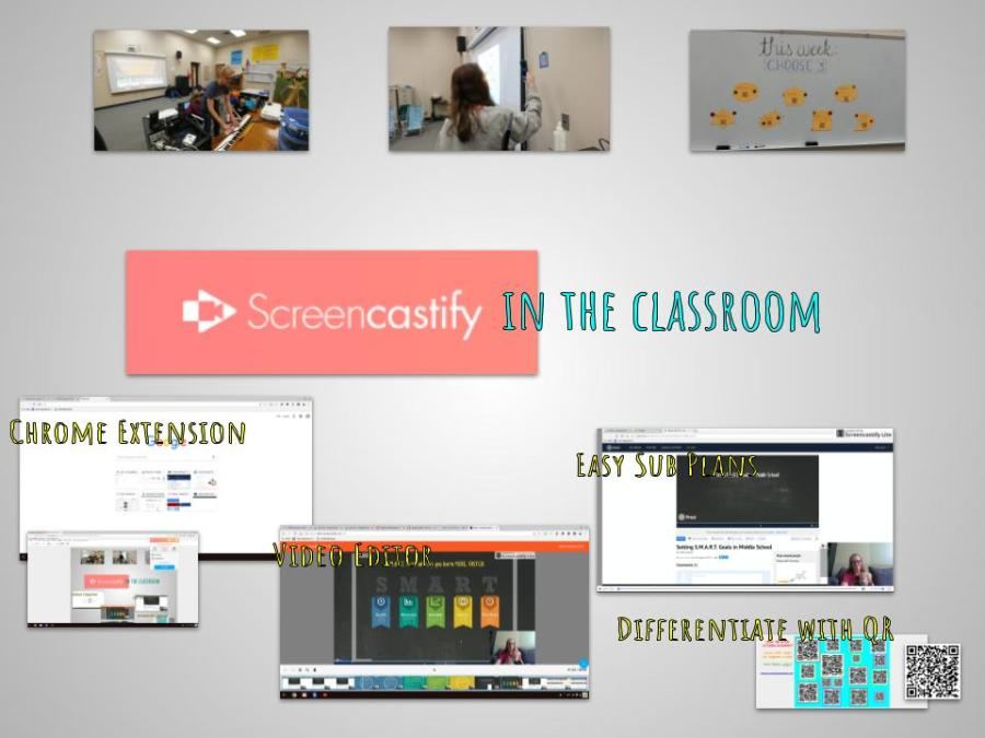Screencastify in the Classroom